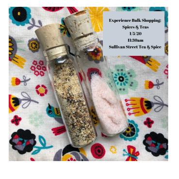experience bulk shopping spices teas 1520 1130am sullivan street tea spice